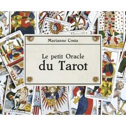 LE PETIT ORACLE DU TAROT DE MARSEILLE - MARIANNE COSTA