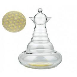 Carafe Vital Water Golden Aladdin Family Volume 2300 ml