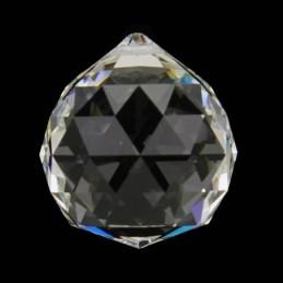 Cristal arc en ciel - Sphère - HARMONIE qualité AAA 40 MM FENG SHUI