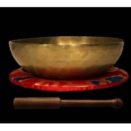 Bol chantant Samadhi 21 cm 875 gr a 1050 gr