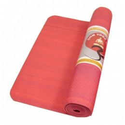 "Tapis Yoga ""move"" rose et violet"