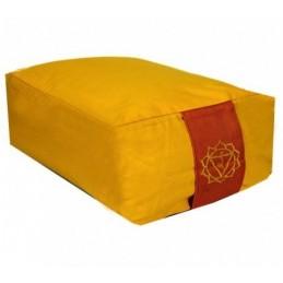 Coussin méditation 3ème Chakra Manipura