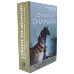 L'Oracle des Chamans - 52 Cartes oracles pour accéder au bien-être et à la sagesse