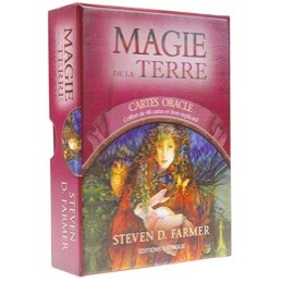 Magie de la Terre - Coffret cartes Oracle + LIVRET