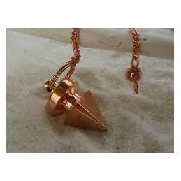 Pendule Triangle 3 cm - 15 gr - CUIVRE