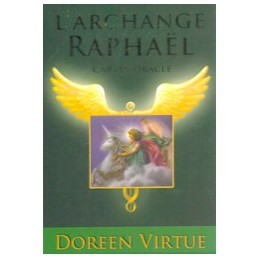 Archange Raphaël - Coffret 44 Cartes Oracle DOREEN VIRTUE