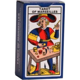 MINI Tarot de Marseille -