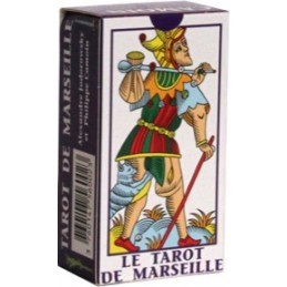 MINI Tarot de Marseille -Camoin Jodorowsky