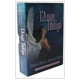 ANGE INDIGO - Coffret 44 Cartes Oracle DOREEN VIRTUE