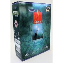 Encens Satya Gyana - 20 grs LOT DE 12 BOITES
