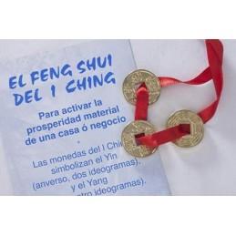 3 PIECES DE MONNAIE FENG SHUI