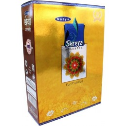 Encens Satya SHREYA  - 20 grs LOT DE 12 BOITES