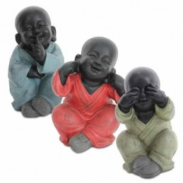LOT DE 3 ENFANTS MOINES GRAND MODELE