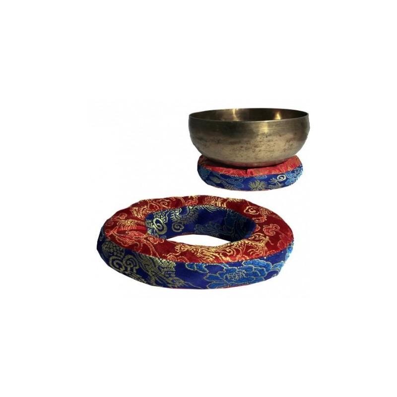 Coussin anneau support Bol Tibétain