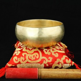 Bol Chantant Tibétain Nirmala 13 a 14 cm 500 à 600 gr