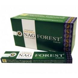 Encens Golden Nag FOREST  12 boites de 15 gr