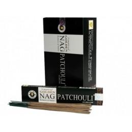 Encens Golden Nag PATCHOULI 12 boites de 15 gr