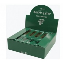 ENCENS MORNING STAR  CEDRE
