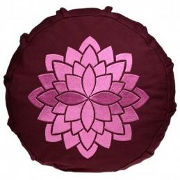 Coussin de méditation lotus pour enfant