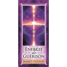 ENERGIE DE GUERISON (54 cartes) DE DUGUAY
