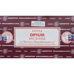 OPIUM DE SATYA 15 GR