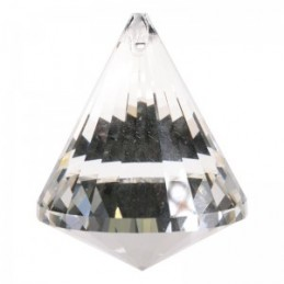 Cristal ARC- BINDI qualité AAA 53 MM FENG SHUI