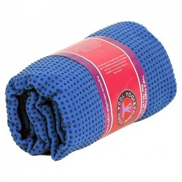SERVIETTE YOGA ANTI DERAPENTE FACILE A PORTER