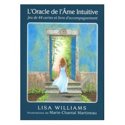 Oracle de l'Ame Intuitive - Coffret livre + 44 cartes