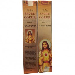 ENCENS SACRE COEUR SANTAL 100% NATUREL