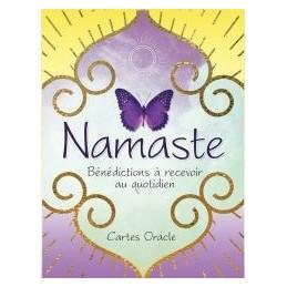 Namaste : Bénédictions à recevoir au quotidien.