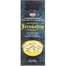 ENCENS JERUSALEM MARQUE HEM 20 STICKS