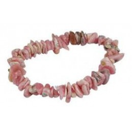 BRACELET DE RHODOCHROSITE EXTRA- COLLECTION BARROQUE