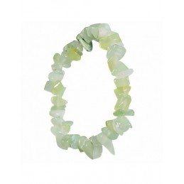 BRACELET EN JADE NATUREL COLLECTION BAROQUE