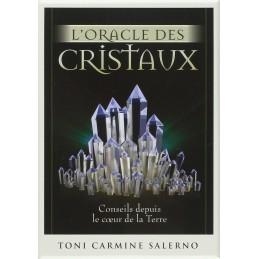 L'oracle des cristaux - Coffret  Toni Carmine Salerno