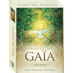 Oracle de Gaïa - Coffret  Toni Carmine Salerno