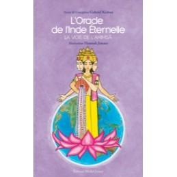 Oracle de l'Inde Eternelle - La voie de l'Ahimsa - de Gabriel Kishan & Hannah Jonasz