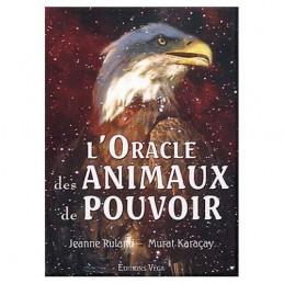 L'Oracle des Animaux de pouvoir- Cartes Oracle - Jeanne Ruland & Murat Karaçay