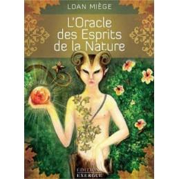 L'Oracle des Esprits de la Nature -  Cartes Oracle -Loan Miège