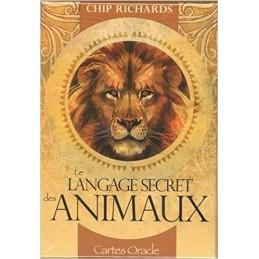Le langage secret des animaux - Cartes Oracle - Chip Richards