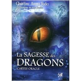La sagesse des dragons- Cartes Oracle - DE Christine Arana Fader