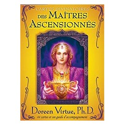 CARTES DIVINATOIRES DES MAITRES ASCENSIONNES DOREEN VIRTUE
