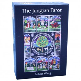 Tarot The Jungian Tarot Deck - Robert Wang ANGLAIS