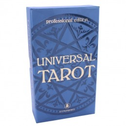 Tarot Universal - Roberto De Angelis VERSION GEANT ANGLAIS