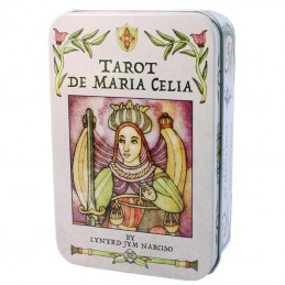 Tarot de Maria Celia (Lata) (En)
