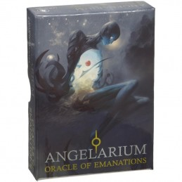 Oraculo Angelarium - Oracle of Emanations ANGLAIS