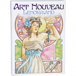 Art Nouveau Lenormand Oracle