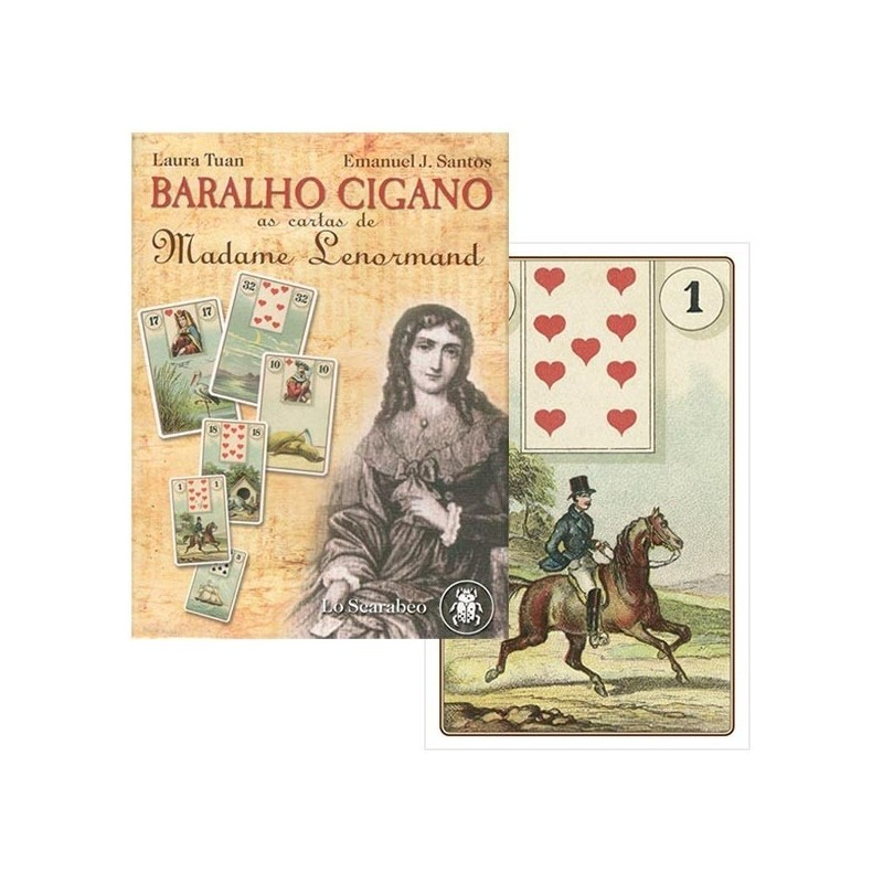 ORACLE LENORMAND LAURA TUAN ANGLAIS