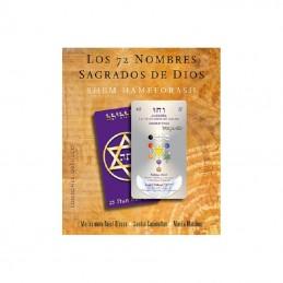 Oraculo Los 72 Nombres Sagrados de Dios Maricarmen -Rajel Blasc