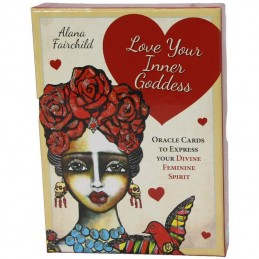 Oraculo Love Your Inner Goddess - Alana Fairchild