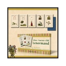 ORACLE OLD LENORMAND COFFRET